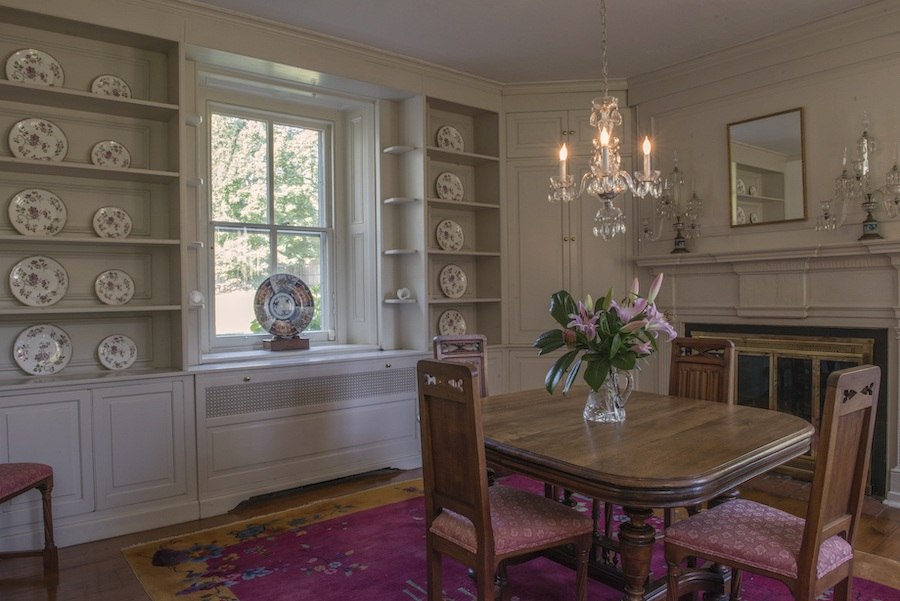 house for sale glenside montier homestead dining room