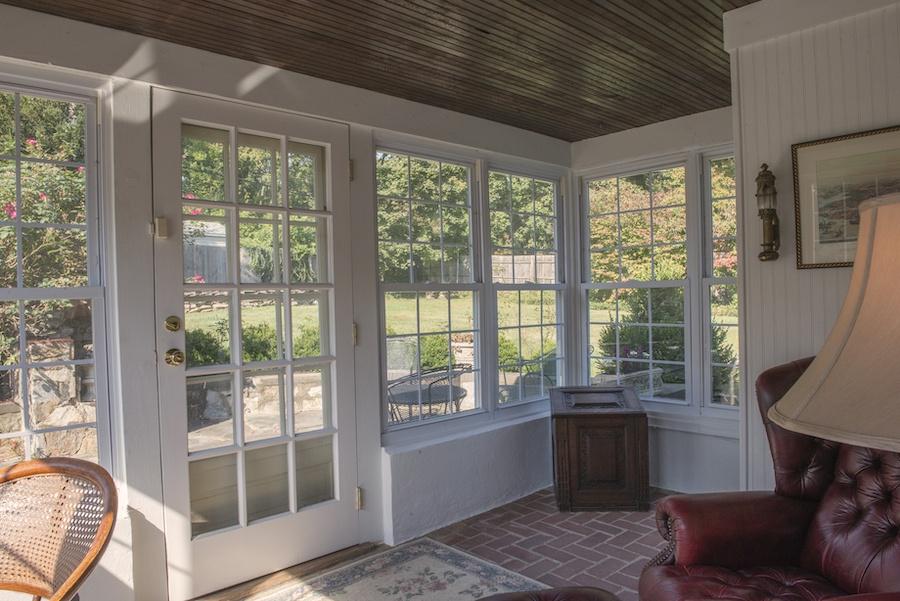 house for sale glenside montier homestead sunroom