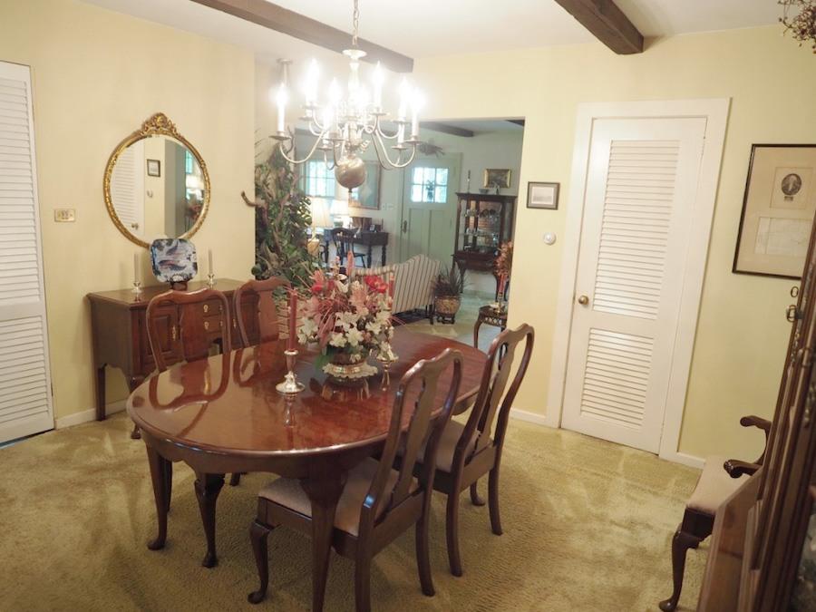 house for sale hatboro retreat dining room