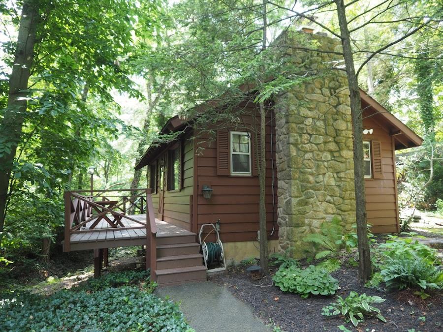 house for sale hatboro retreat guest cottage