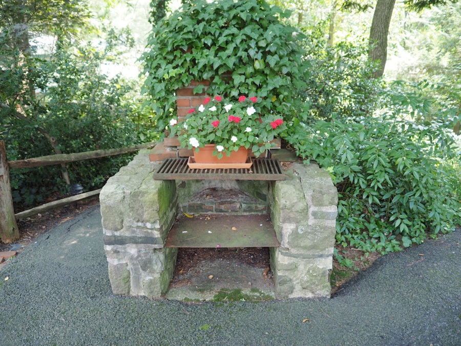 house for sale hatboro retreat outdoor open grill