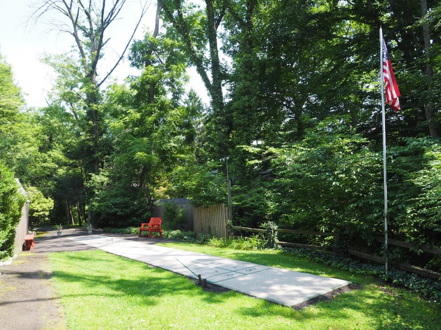house for sale hatboro retreat shuffleboard court