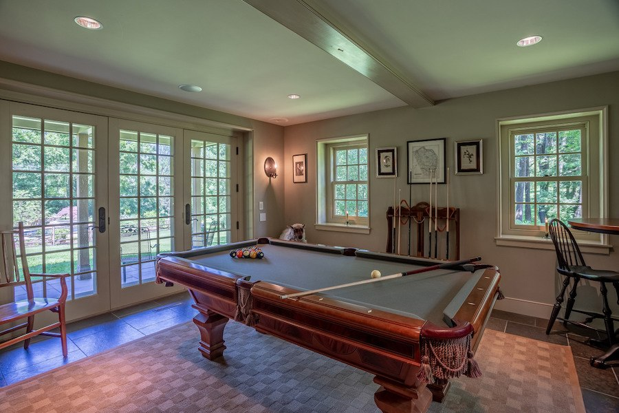 house for sale new hope limepoint farm game room