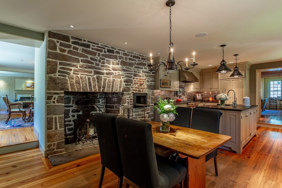 house for sale new hope limepoint farm kitchen and breakfast room
