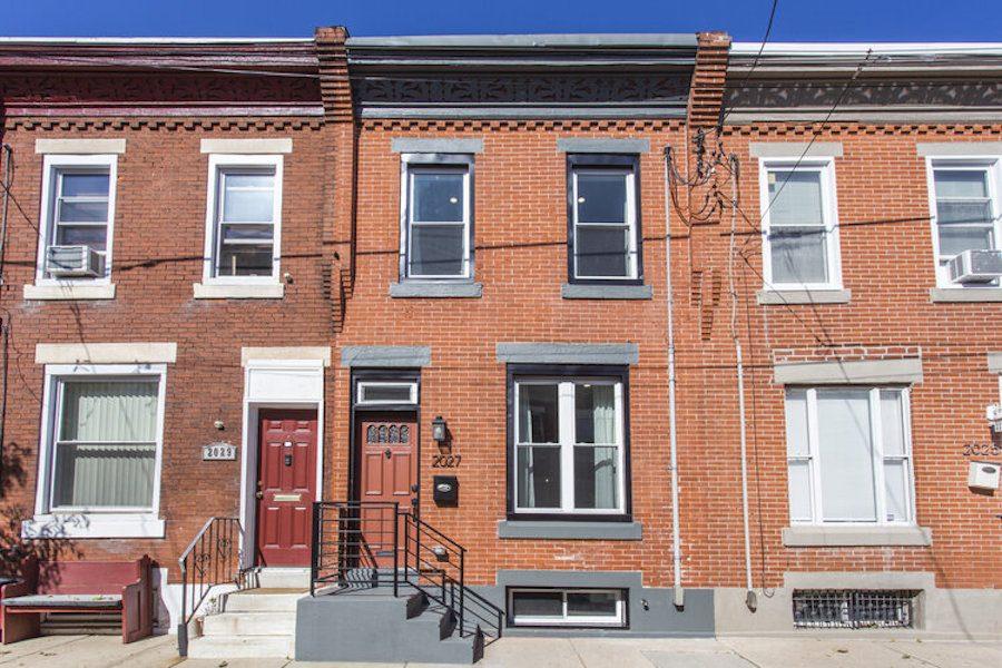 house for sale point breeze rachel street restoration exterior front