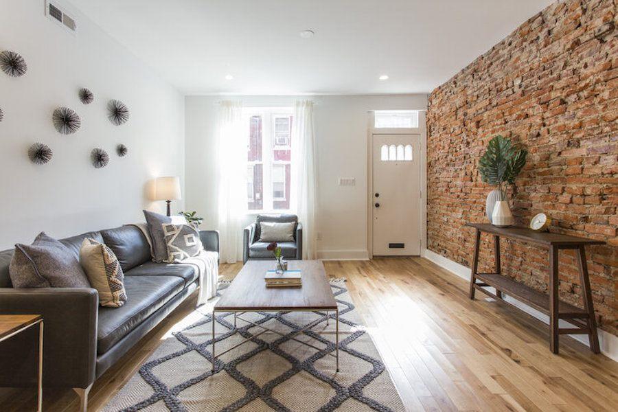 house for sale point breeze rachel street restoration living room