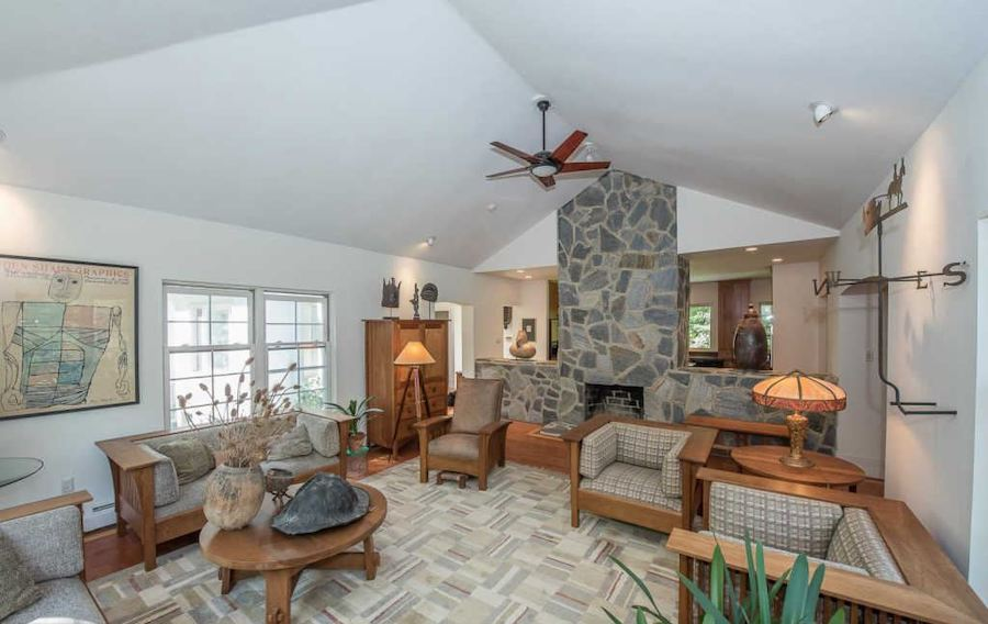 house for sale rydal moderne retreat living room towards kitchen