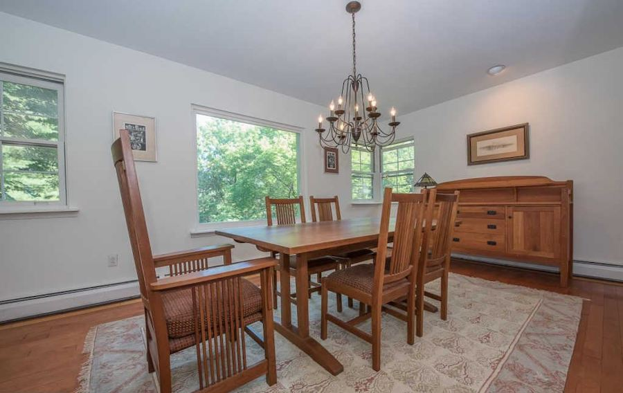 house for sale rydal moderne retreat dining room