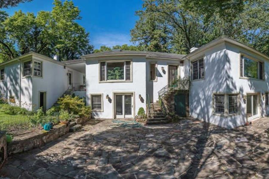 house for sale rydal moderne retreat exterior front