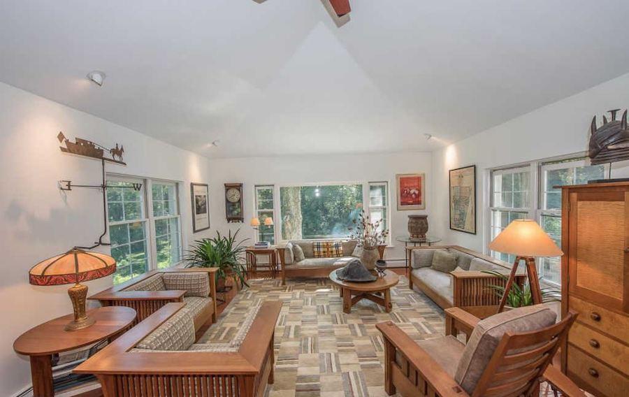 house for sale rydal moderne retreat living room
