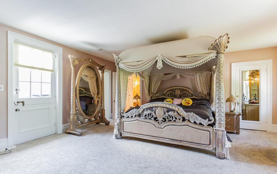 house for sale villanova french baroque manor master bedroom
