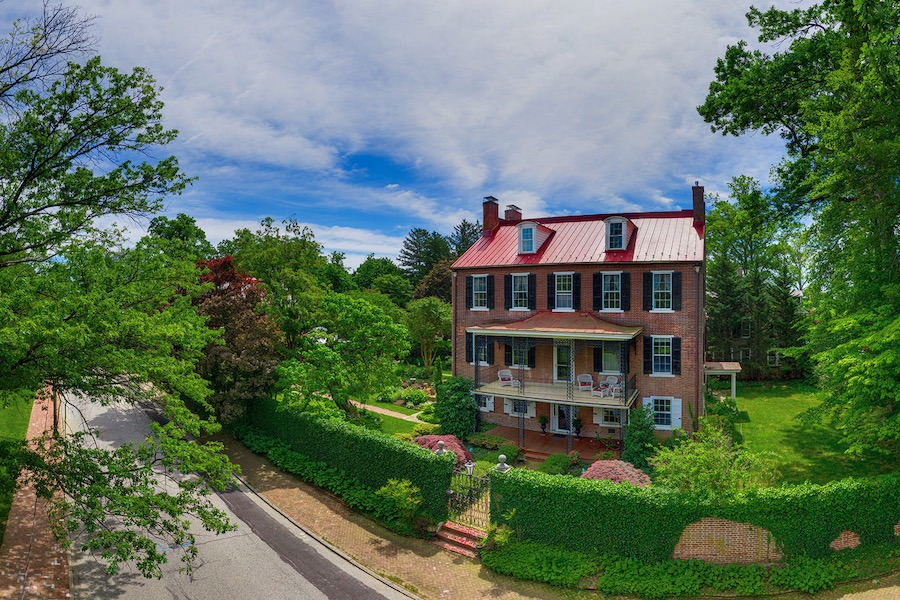 Photos For Sale >> House For Sale Historic Former Boarding School In West Chester