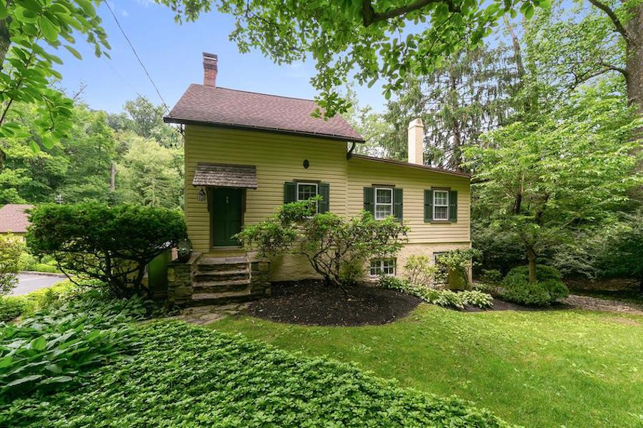 house for sale wayne pa bank house exterior front