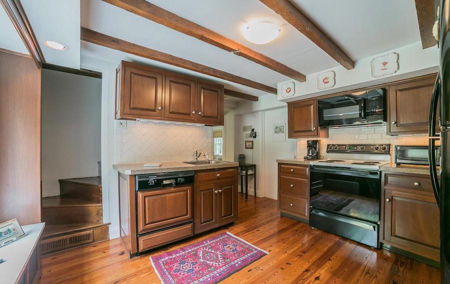 house for sale wayne pa bank house kitchen