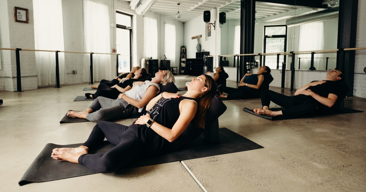 16 Philly Studios With The Restorative Yoga Classes You Need