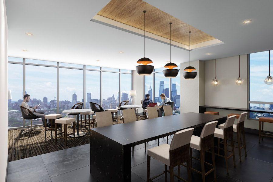 vantage apartment profile sky lounge cafe
