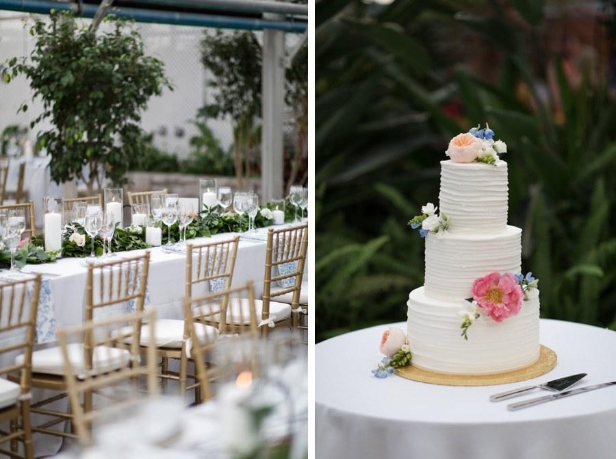 Bredenbeck's wedding cake
