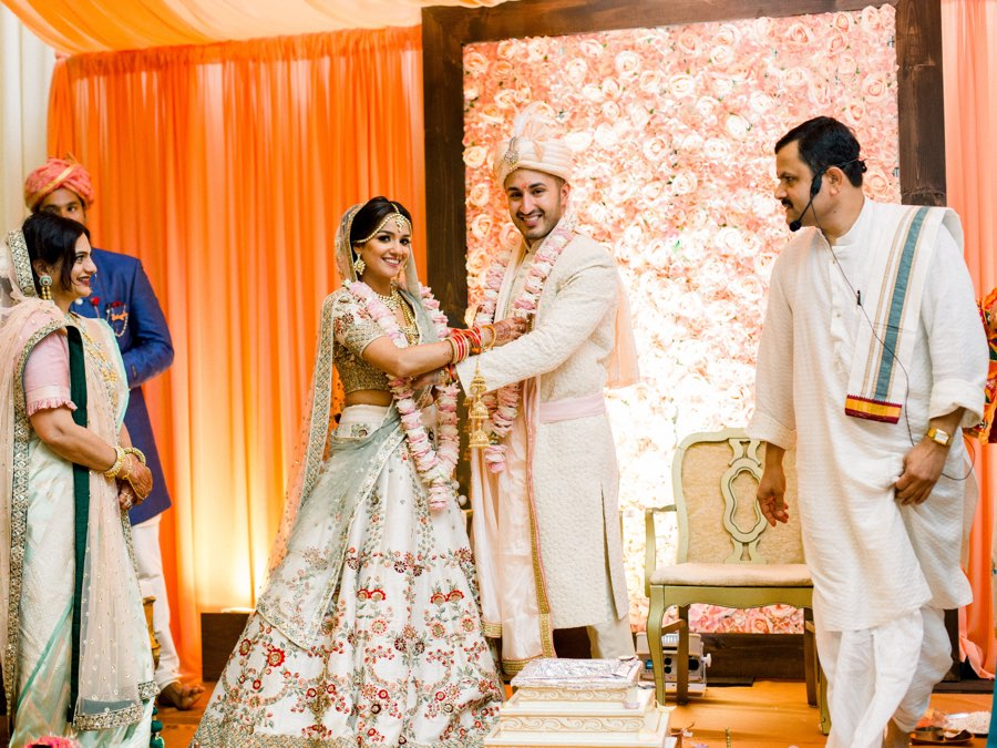 Sheraton Valley Forge Indian wedding