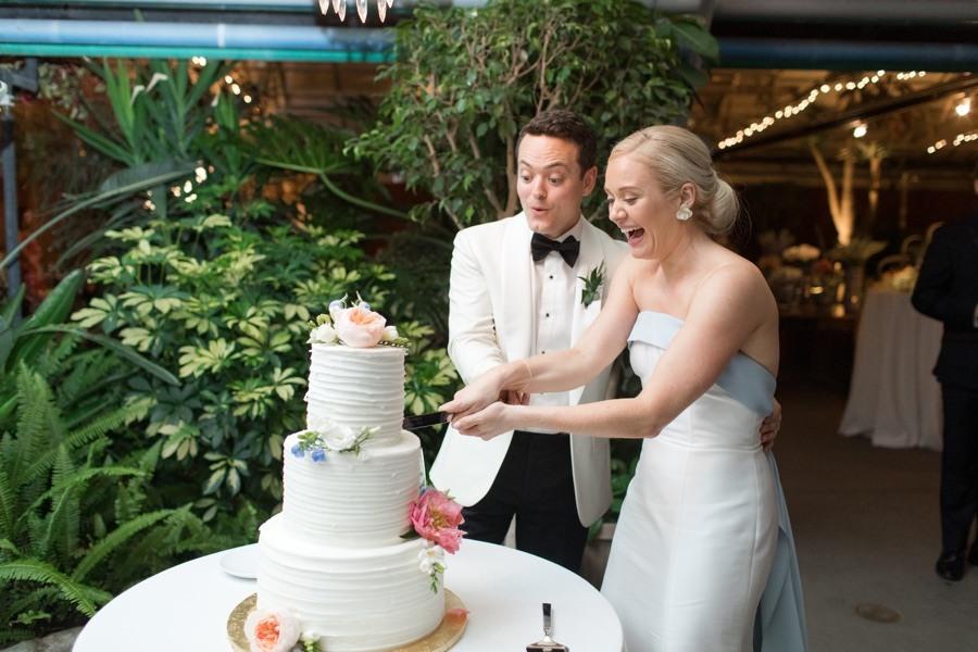 Fairmount Park Horticulture Center wedding