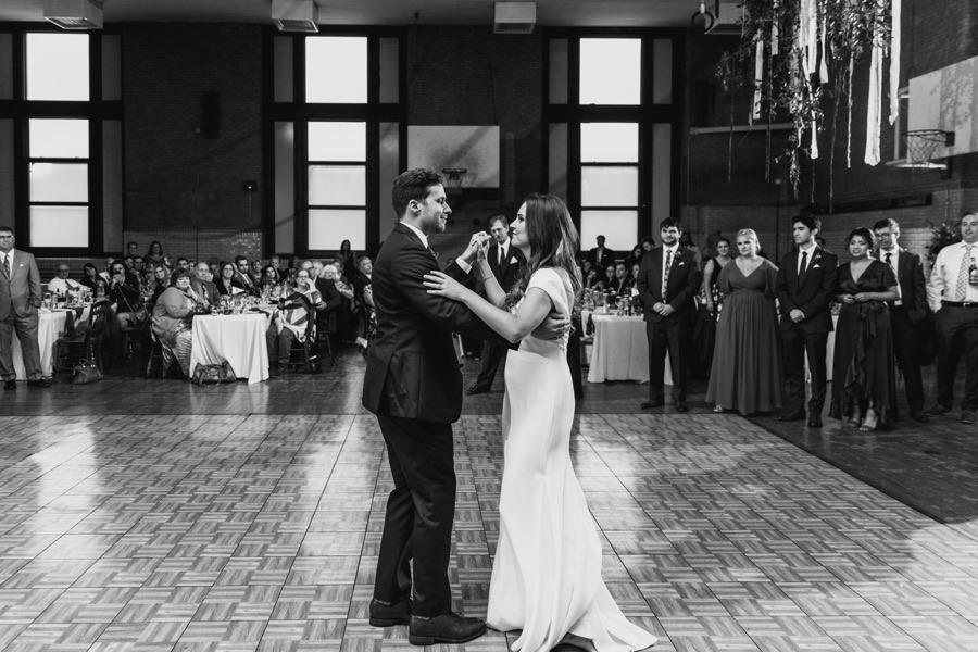 Bok Building wedding