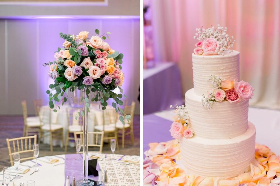 Sheraton Valley Forge wedding reception
