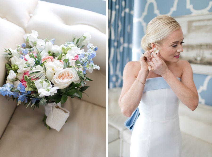 Fabufloras wedding bouquet