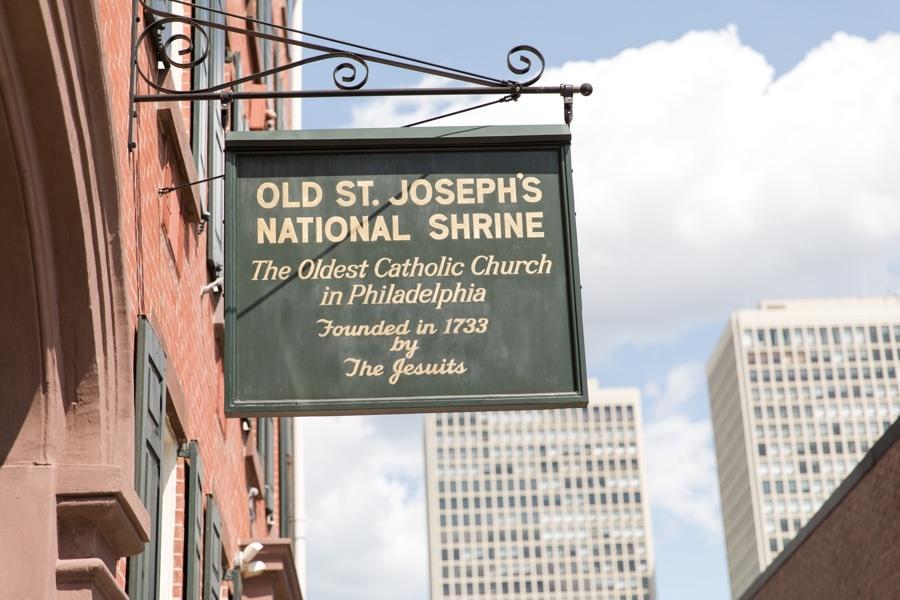 Old Saint Joseph's Church