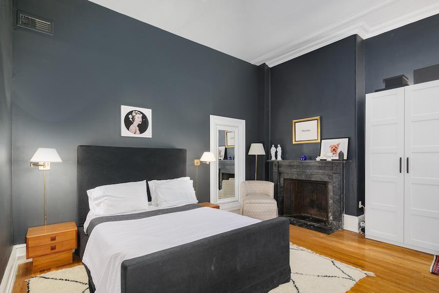 condo for sale wash west designer condo bedroom