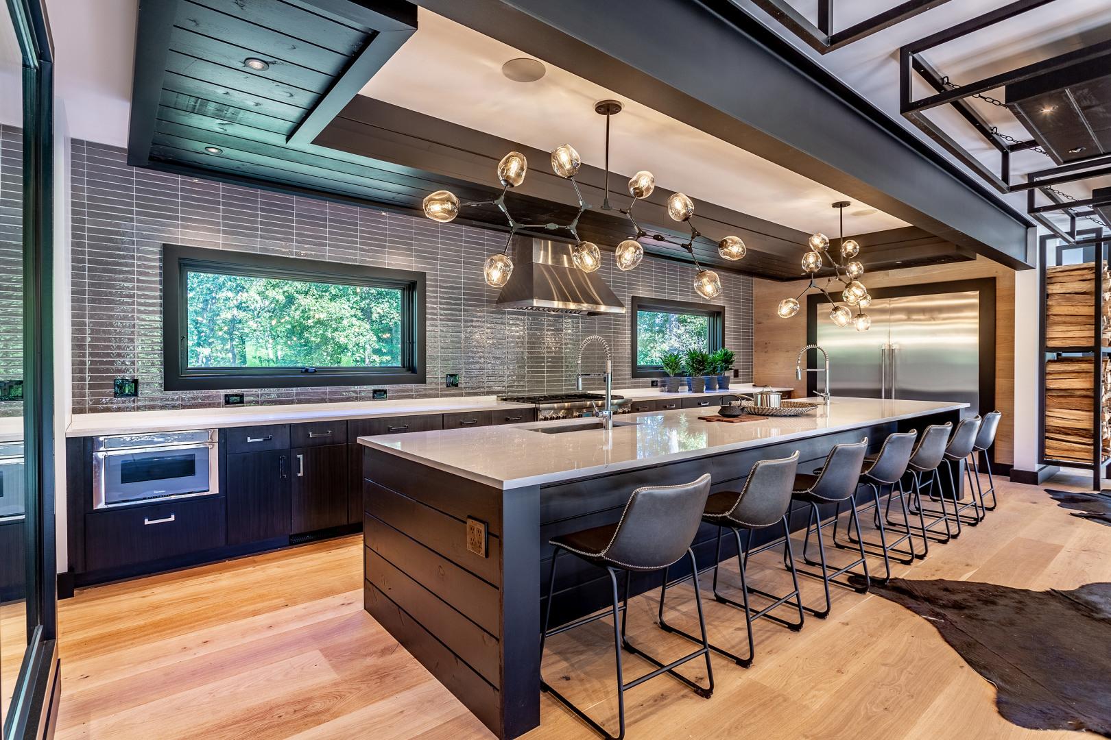 new hope modern farmhouse kitchen