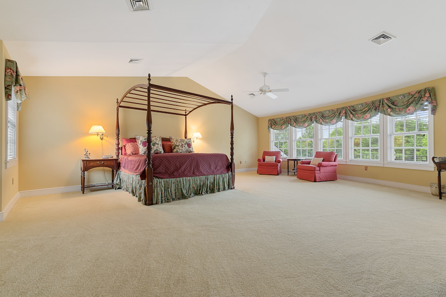 house for sale collegeville live-work-play farm master bedroom