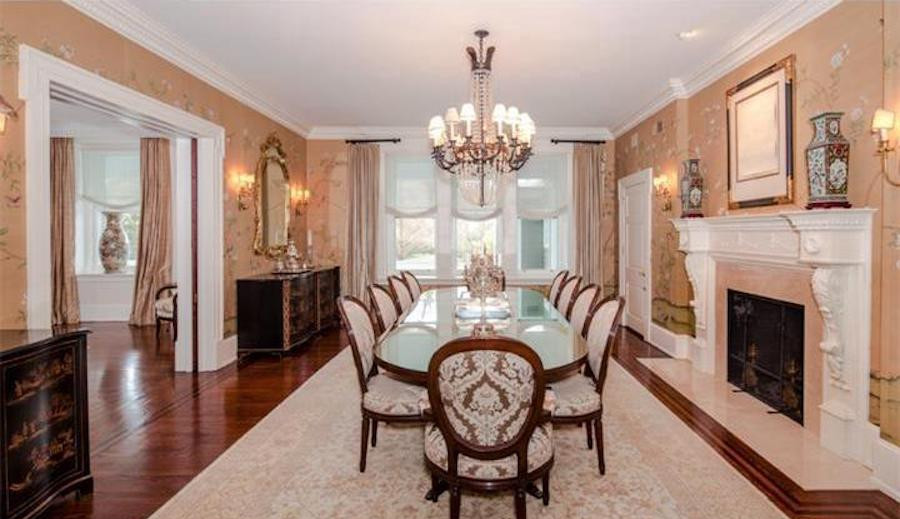 5 Houses With Dining Rooms That Will Make Your Next Big