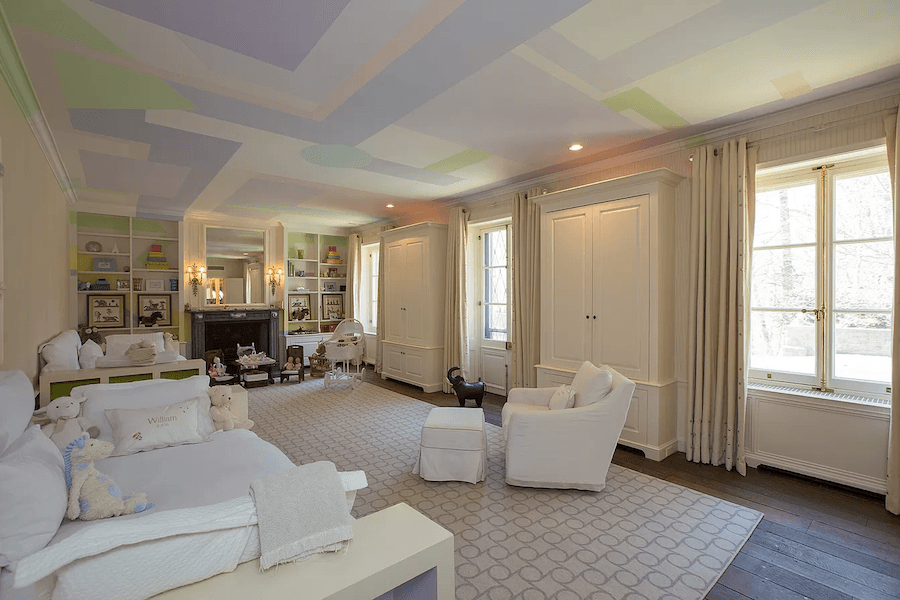 house for sale gladwyne french estate guest house children's playroom