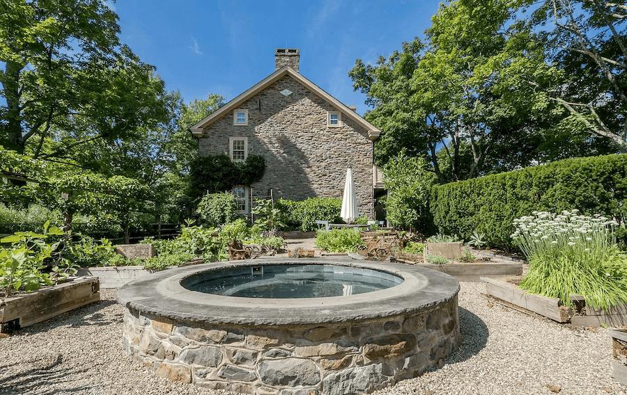 house for sale pipersville double datestone estate garden