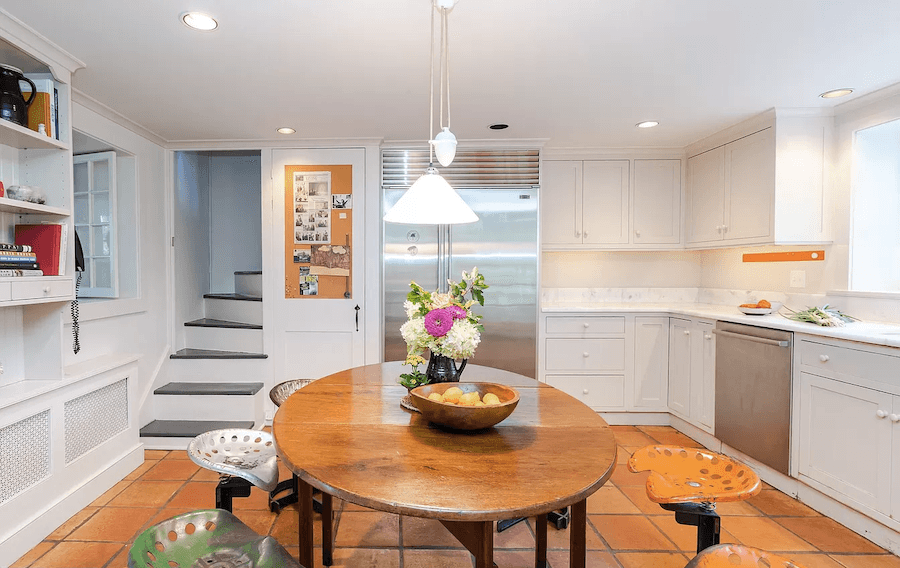 house for sale pipersville double datestone estate kitchen
