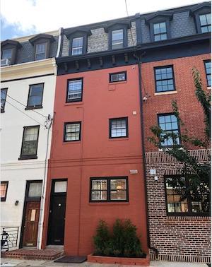 house for sale rittenhouse duplex front elevation
