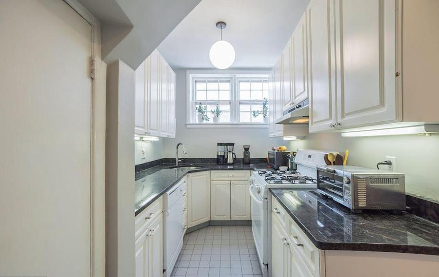 house for sale rittenhouse duplex unit 1 kitchen