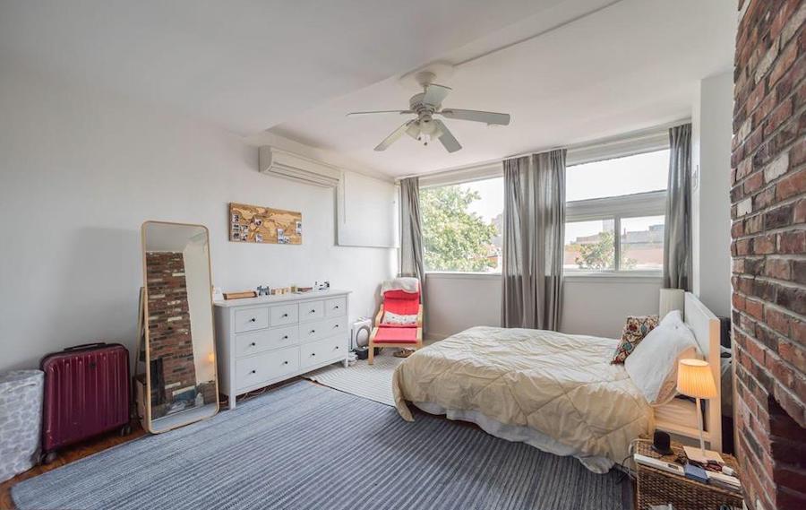 house for sale rittenhouse duplex unit 2 master bedroom