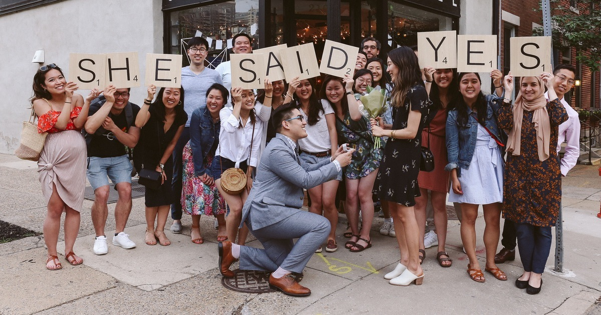 How to Submit Your Proposal Story to Philadelphia Wedding Magazine - Philadelphia magazine