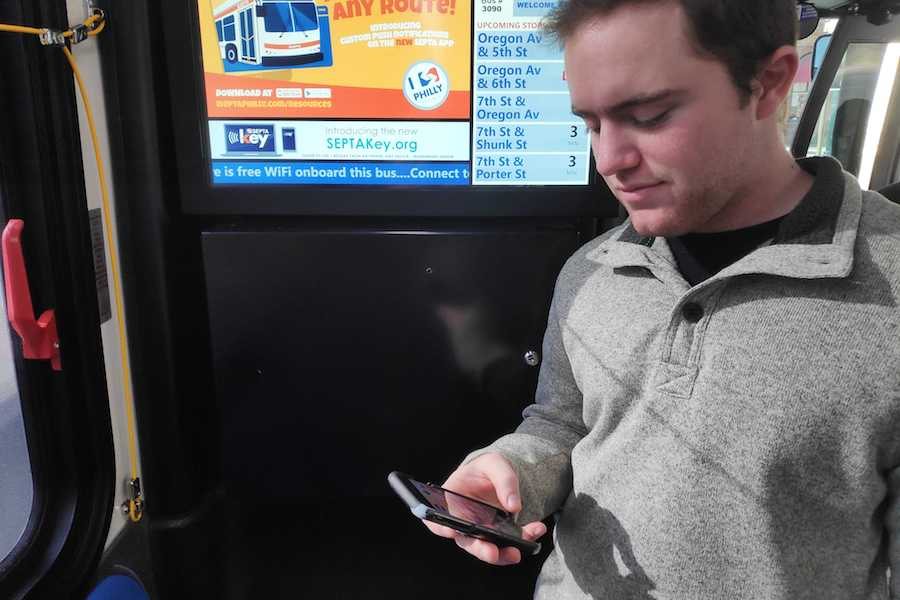 free philly wifi on septa buses