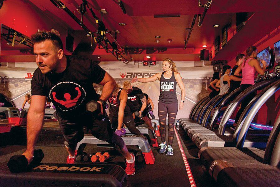 treadmill classes review