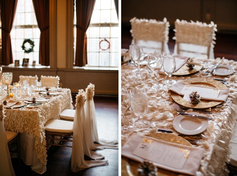 Davio's wedding