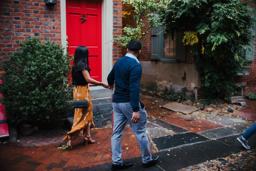 elfreths alley proposal