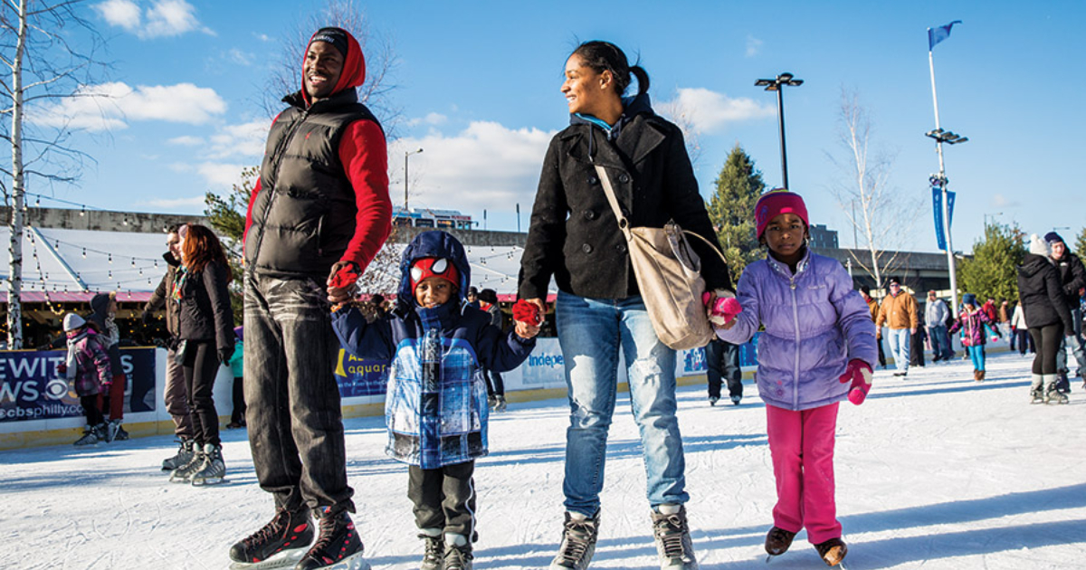 Where To Go Ice Skating In Philadelphia And The Suburbs