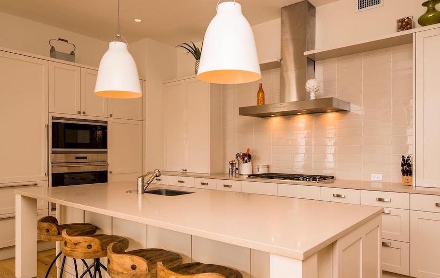 rittenhouse square allison penthouse kitchen