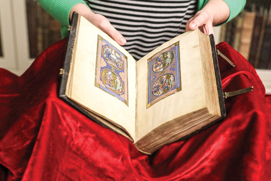 free library rare book collection