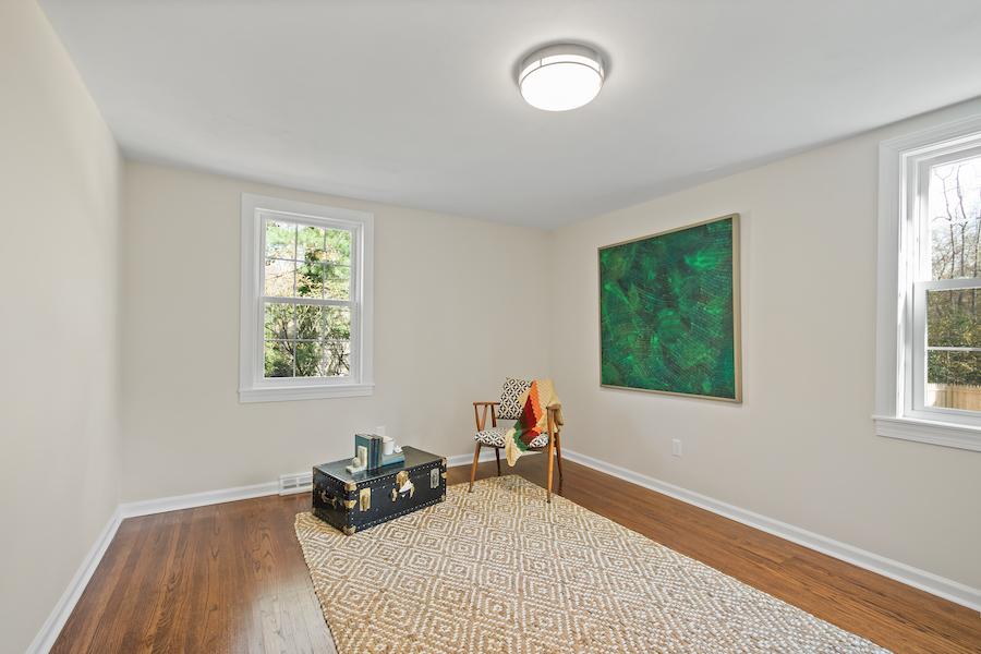 cherry hill grube residence bedroom