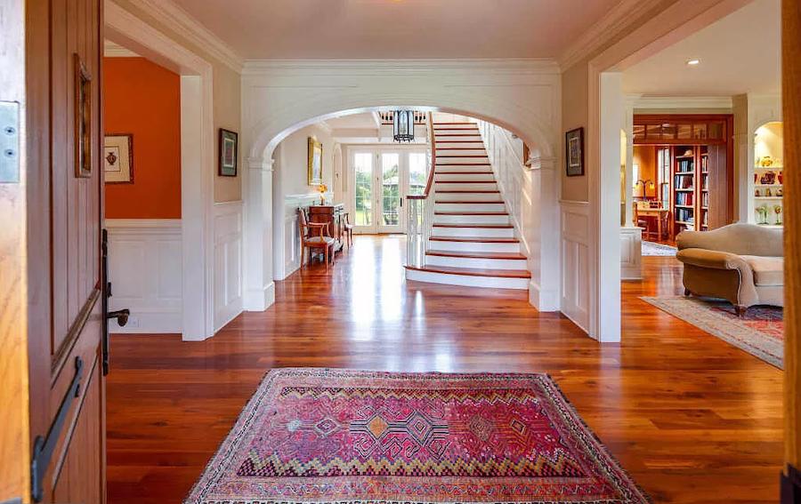 house for sale gladwyne tudor revival revival foyer