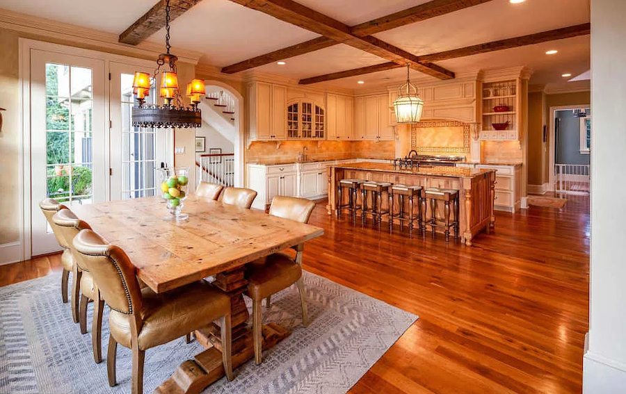 house for sale gladwyne tudor revival revival kitchen