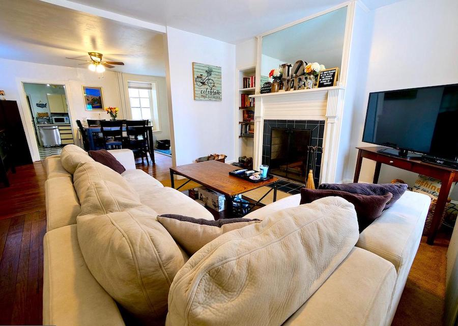 house for sale manayunk traditional rowhouse