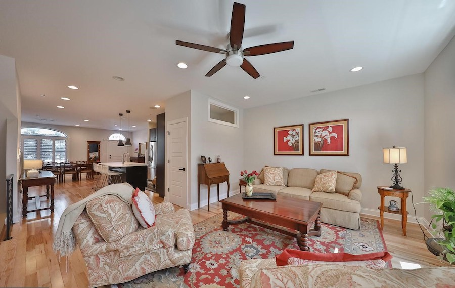 house for sale manayunk green lane neotraditional rowhouse
